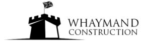 Whaymand Construction Logo
